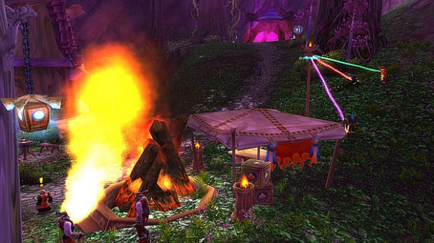 World Of Warcraft : un add-on par an