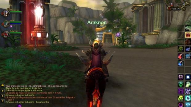 Des super calculateurs pour World of Warcraft