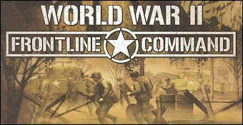 World War 2 : Frontline Command