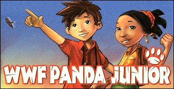 WWF Panda Junior : en Afrique