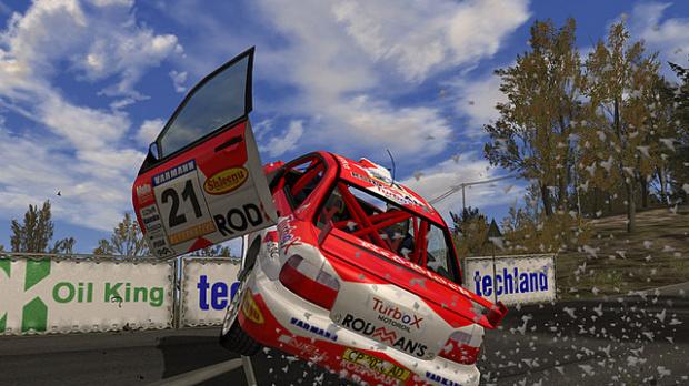 Xpand Rally ne lésine pas sur les dégâts