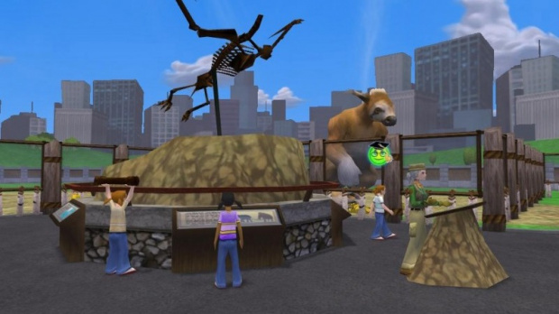 E3 2007 : Zoo Tycoon 2 : Extinct Animals
