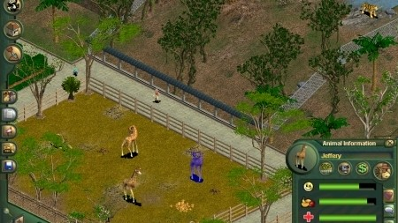 Zoo Tycoon : Le site