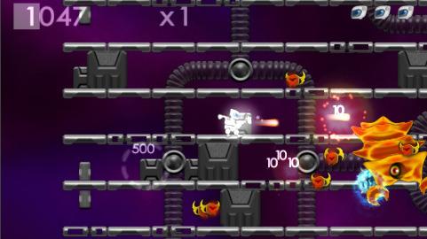 Alien Zombie Death : un PSP Mini en approche