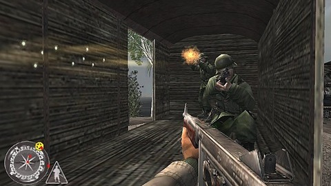 Call Of Duty PSP confirmé pour mars 2007