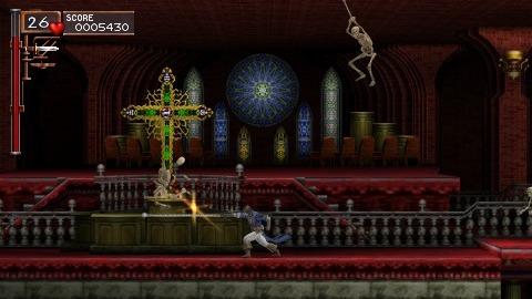 E3 2007 : Les chroniques de Castlevania