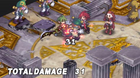 Images de Disgaea 2 : Dark Hero Days