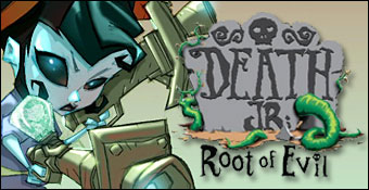 Death Jr. 2 : Root Of Evil