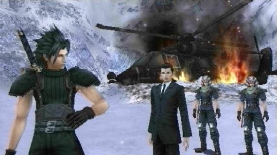2 millions d'unités pour Crisis Core : Final Fantasy VII