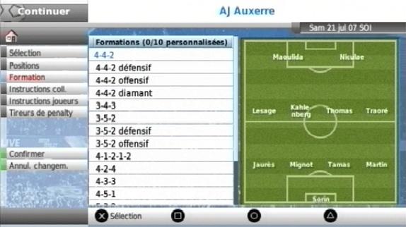 Football Manager 2009 : les premiers détails