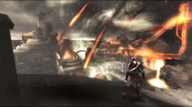 God of War revient sur PSP