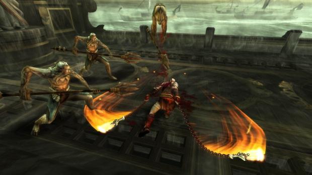 Ready at Dawn (God of War) laisse tomber la PSP
