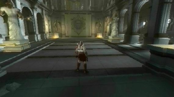 Pas de Chains of Olympus sur PS2