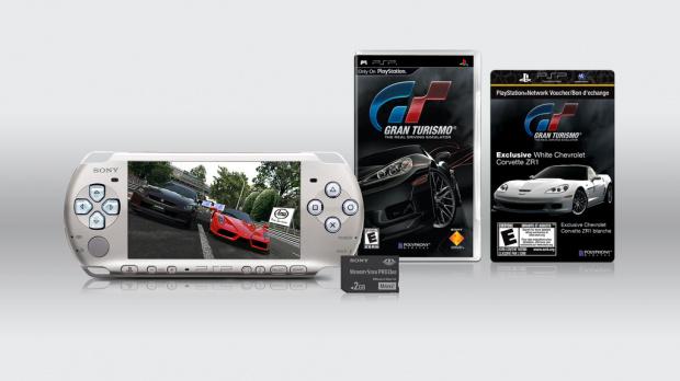 Un pack PSP pour Gran Turismo aux US