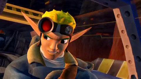 Images de Jak and Daxter : The Lost Frontier
