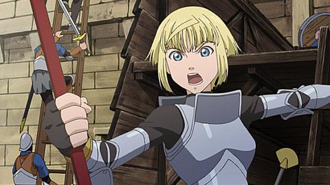 Images : Jeanne met le feu à la PSP