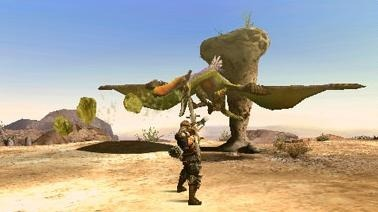 Une date pour Monster Hunter 3 Portable