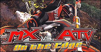 MX Vs ATV : On The Edge