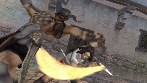 Prince Of Persia Swords se taille en 2007