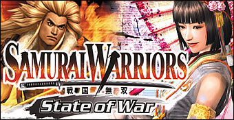 Samurai Warriors : State Of War