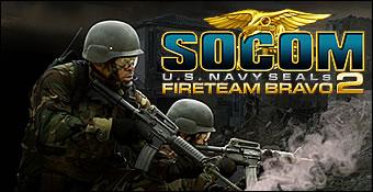 SOCOM : U.S. Navy SEALs : Fireteam Bravo 2