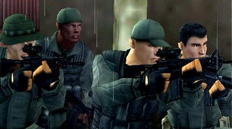 SOCOM Fireteam Bravo 3 retardé