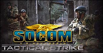SOCOM : U.S. Navy SEALs Tactical Strike