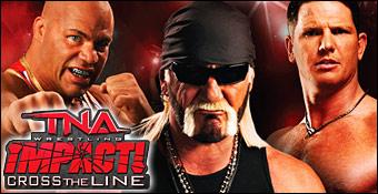 TNA iMPACT! Cross the Line