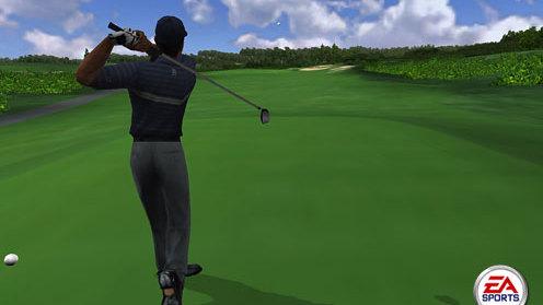 Tiger Woods PGA Tour sur PSP