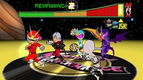 Images : Viewtiful Joe : Red Hot Rumble chili peppers