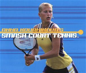 Anna Kournikova's Smash Court Tennis