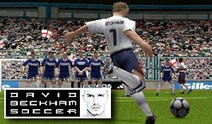David Beckham Soccer