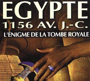 Egypte 1156 Av Jc
