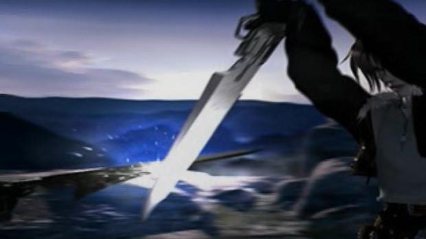 La Gunblade de Squall (FFVIII) recréée en vrai