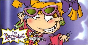 Test Du Jeu Les Razmoket 100 Angelica Sur Ps1 Jeuxvideocom
