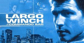 Largo Winch : Commando Sar