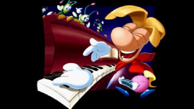 Un projet musical pour le premier Rayman