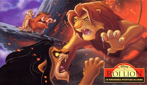 Le Roi Lion : La Formidable Aventure De Simba