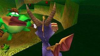 La première trilogie Spyro de retour sur PSN