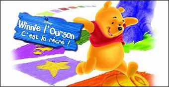 Winnie L'Ourson : C'est La Recre !