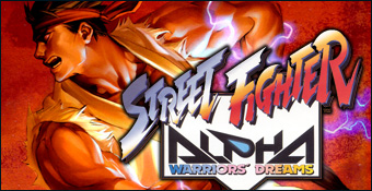 Street Fighter Alpha : Warrior's Dreams