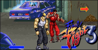 Final Fight 3
