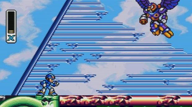 Oldies : Mega Man X