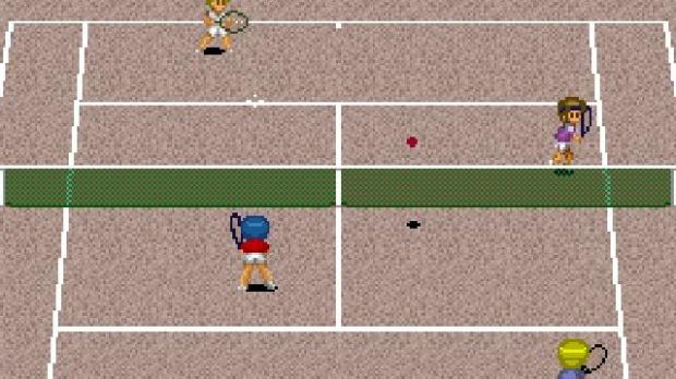 Oldies : Smash Tennis