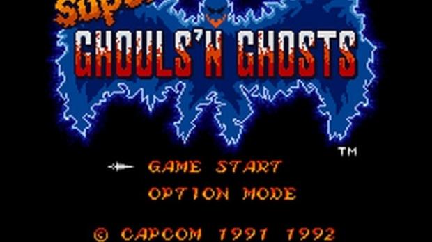 Oldies : Super Ghouls'n'Ghosts
