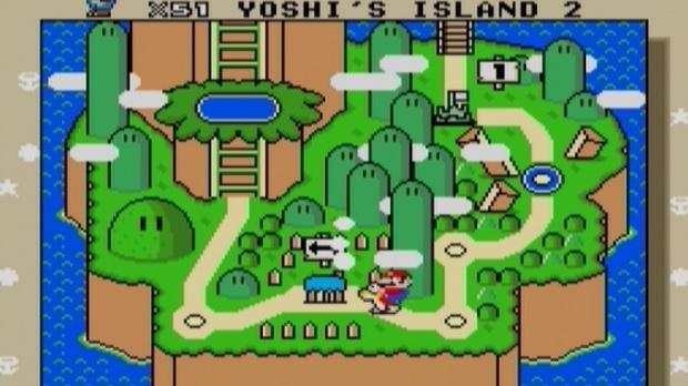 Le Mario préféré de Miyamoto