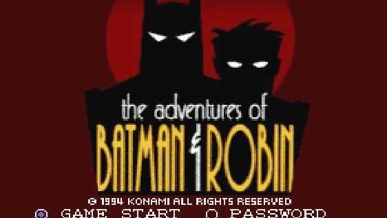 Oldies : The Adventures of Batman & Robin
