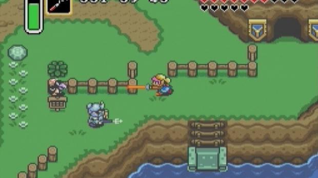 Zelda A Link to the Past sur 3DS ?