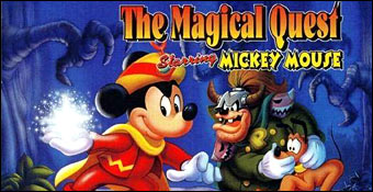 The Magical Quest : Starring Mickey Mouse
