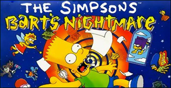 The Simpsons : Bart's Nightmare